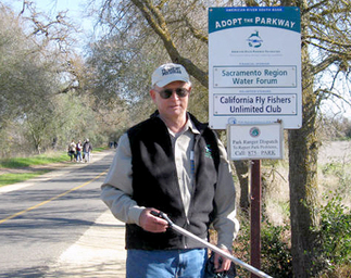 American River Cleanup